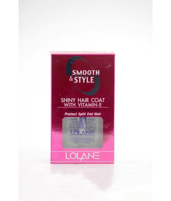 SHINY HAIR COAT WITH VITAMIN-E